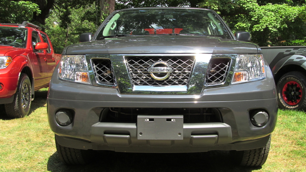 Nissan Frontier Diesel >> Nissan Frontier Diesel Pickup Truck Prototype Drive Review
