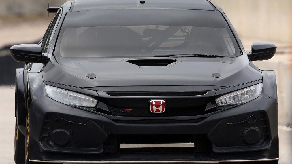 Honda Civic Type R BTCC Race Car