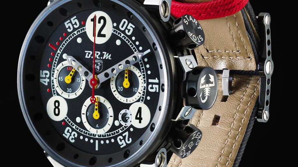 Abarth BMR V12-T-44 watch