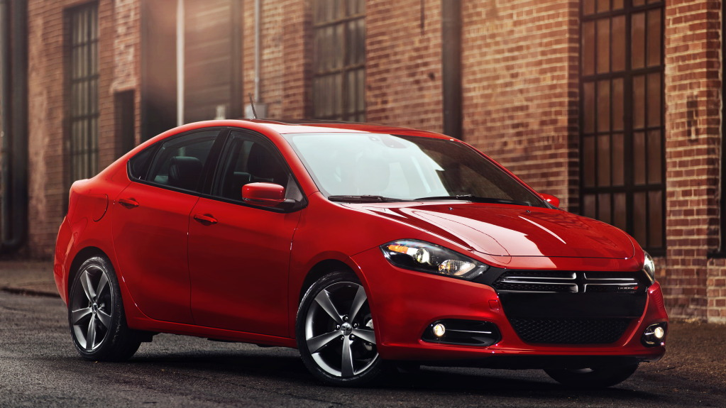 2013 Dodge Dart leaked