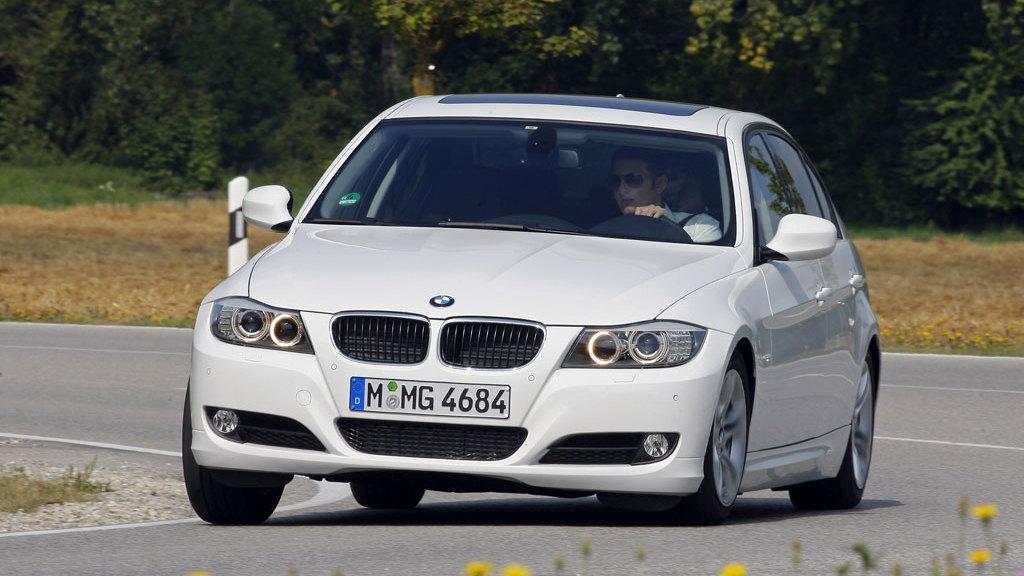 2010 BMW 320d Frankfurt Preview