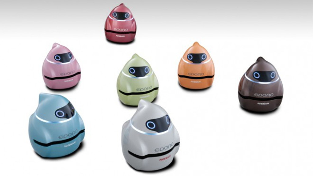 2009 Nissan Eporo Robot Concept