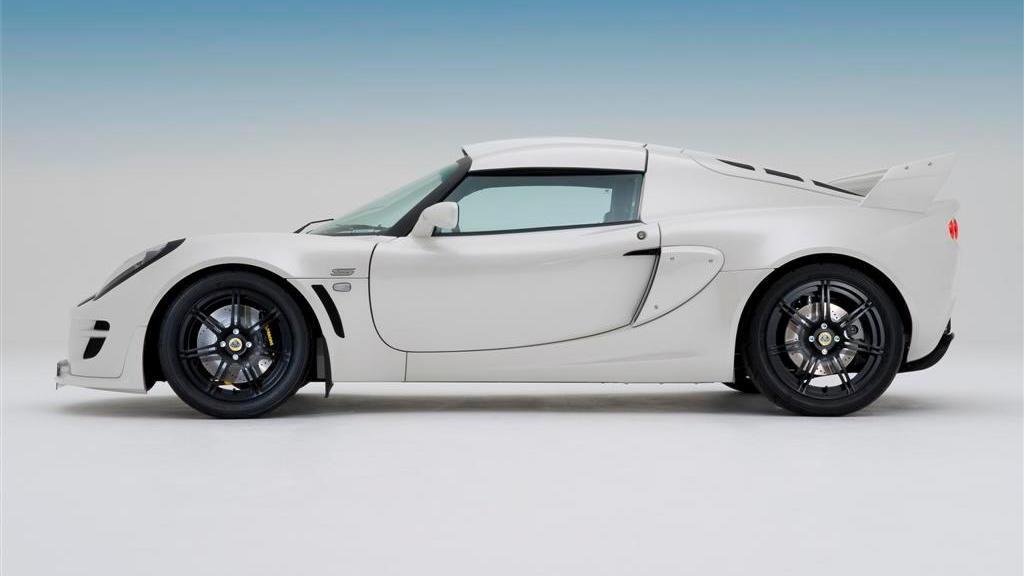 2010 Lotus Exige S