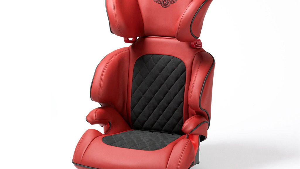 Bentley Child Seat