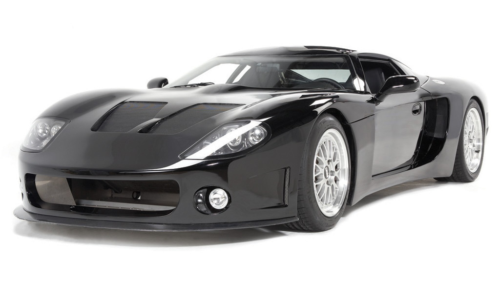 Capstone Turbine CMT-380 concept car