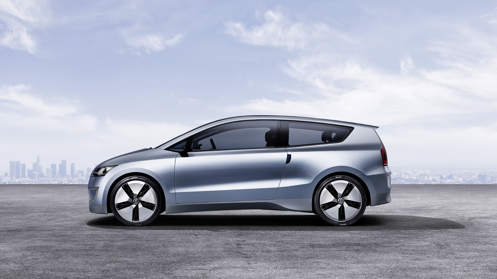 2009 Volkswagen Up! Lite Concept