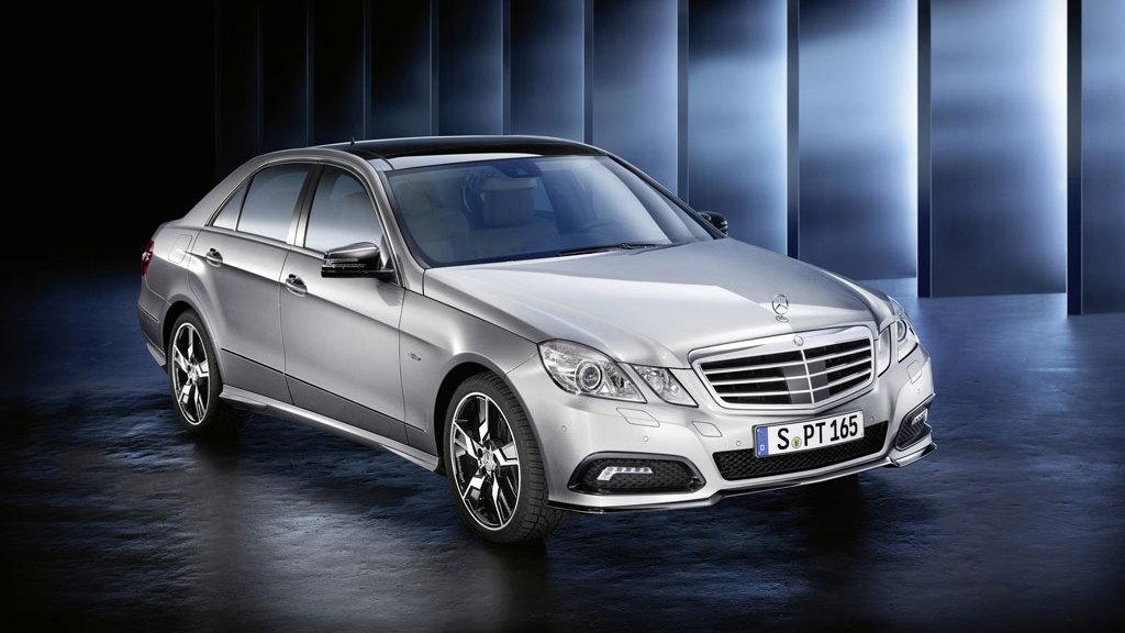 MercedesSport E-Class Individualization