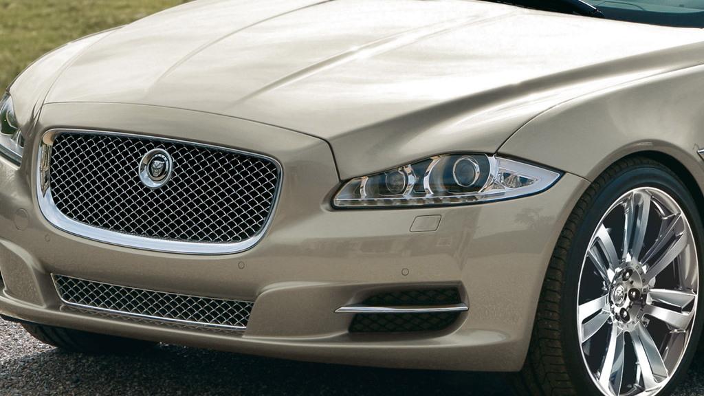 2012 Jaguar XJ Coupe rendering