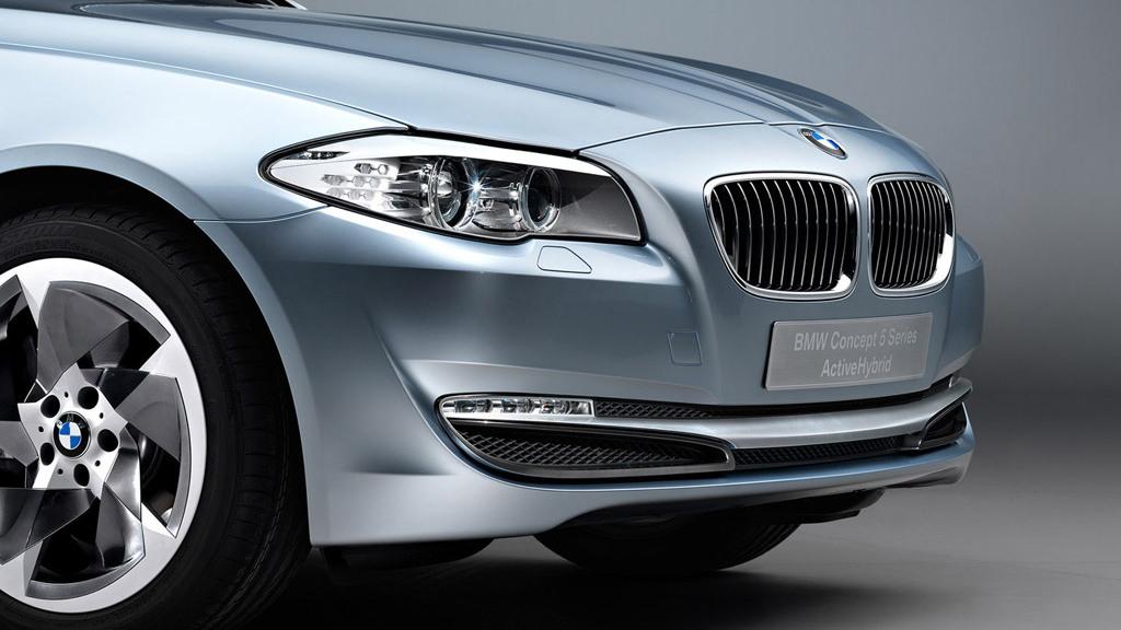 BMW ActiveHybrid 5 Concept