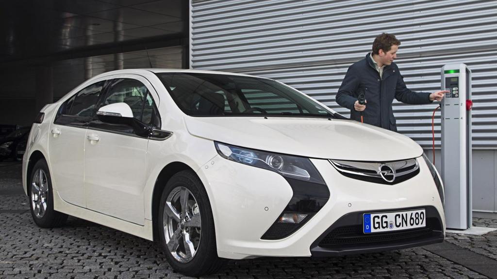 Opel Ampera Prototype