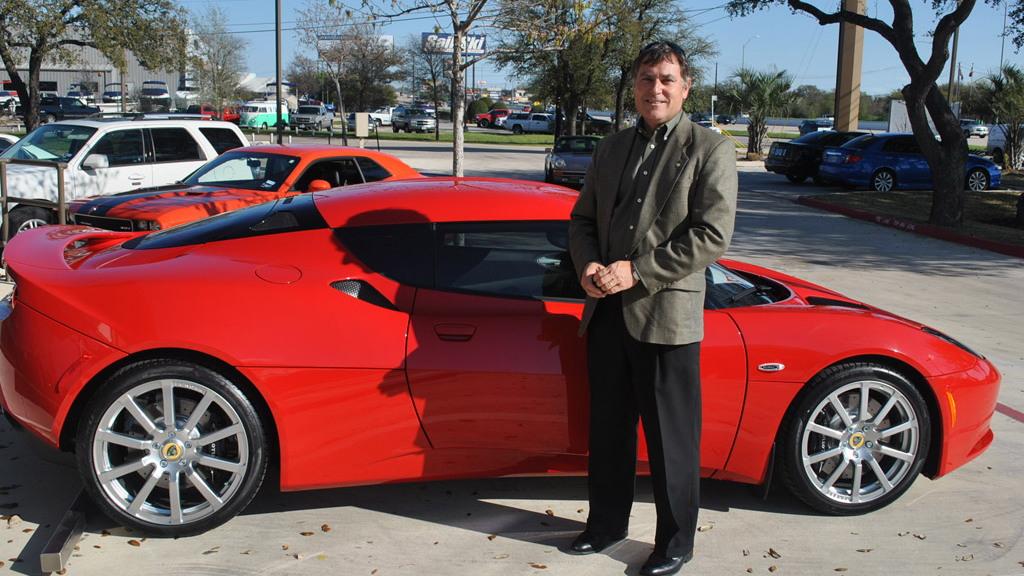 First Lotus Evora delivered in U.S.