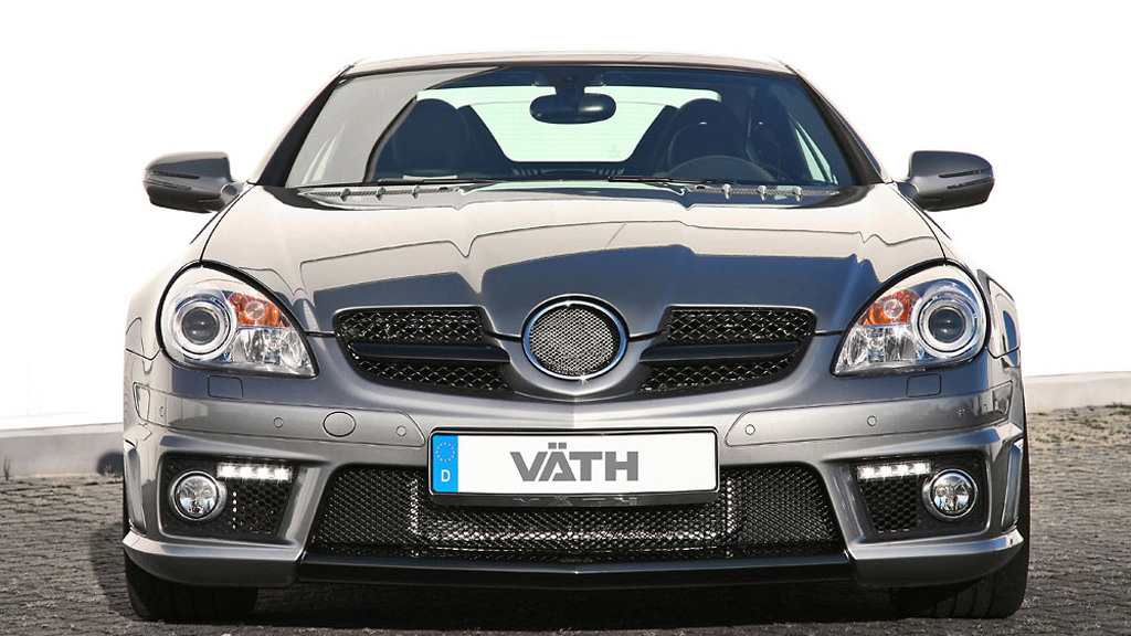 Vath V58 Mercedes-Benz SLK55 AMG