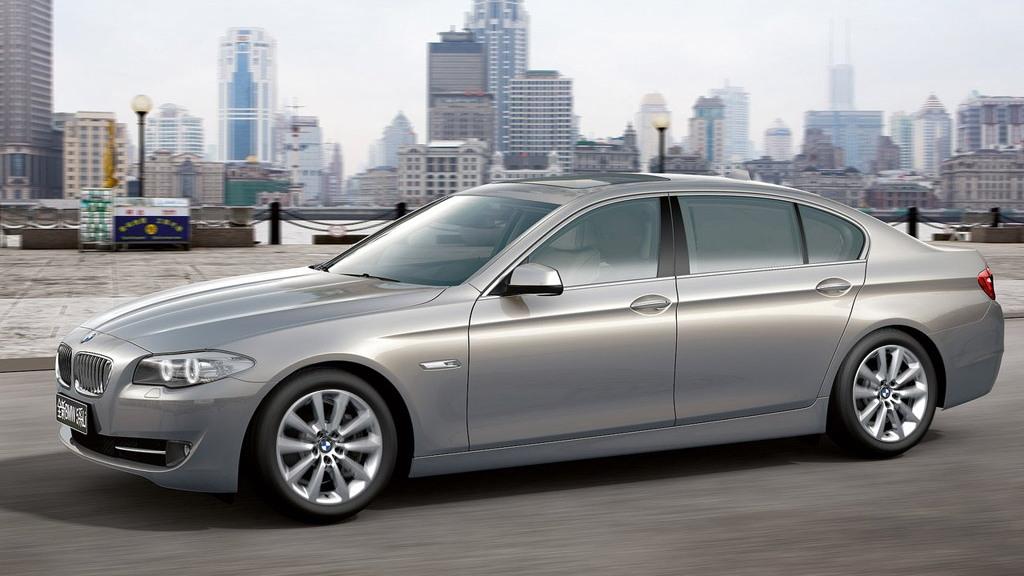 2011 BMW 5-Series Long Wheelbase