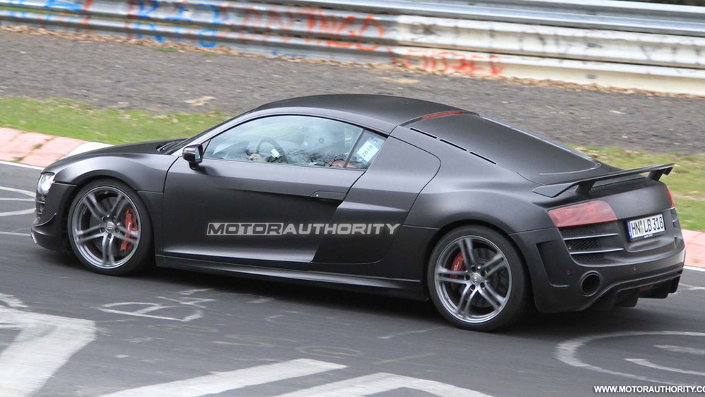2012 Audi R8 Sport
