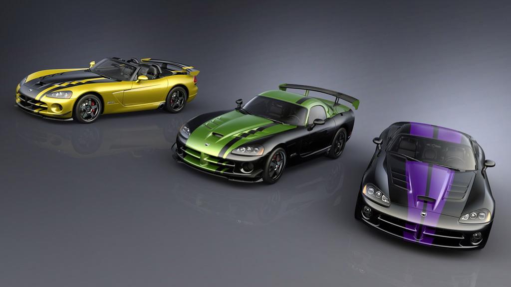 2010 Dodge Viper SRT10 Dealer Exclusive Program