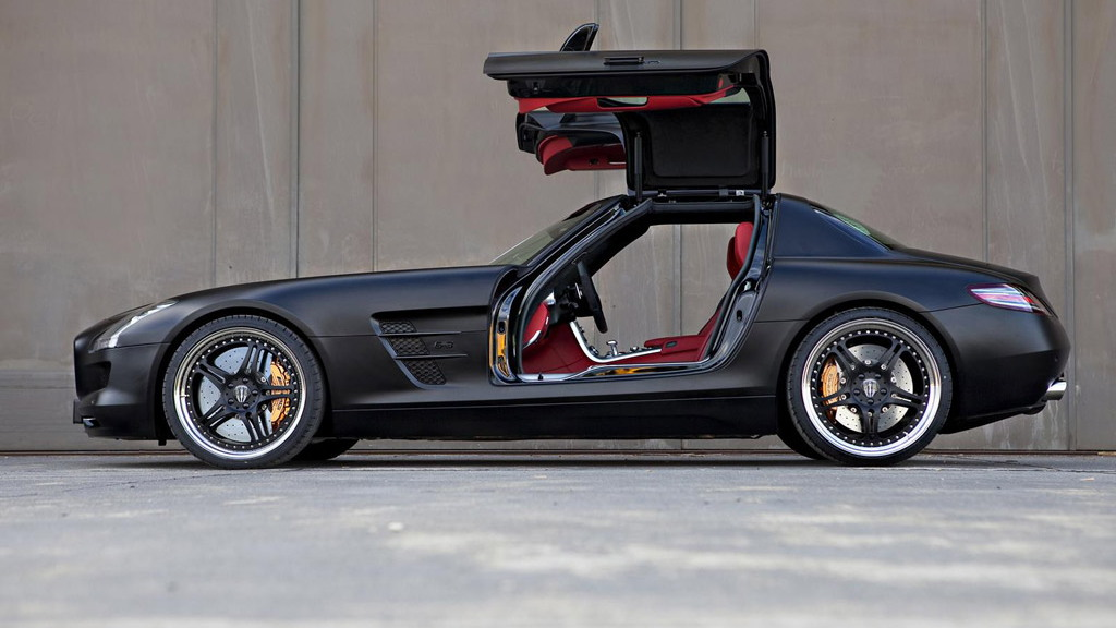 Kicherer Mercedes-Benz SLS AMG