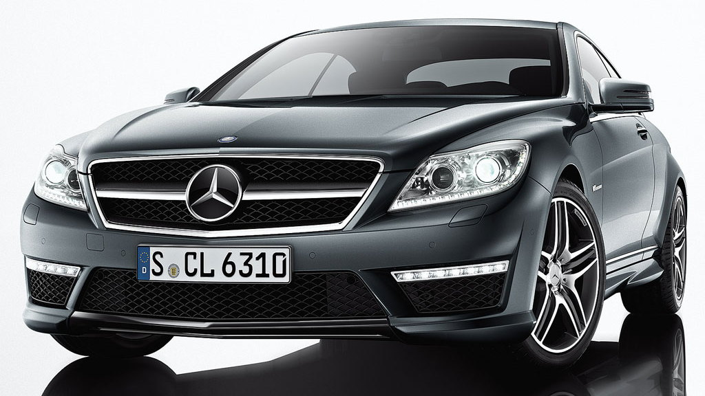 2011 Mercedes-Benz CL63 AMG and CL65 AMG leaked images