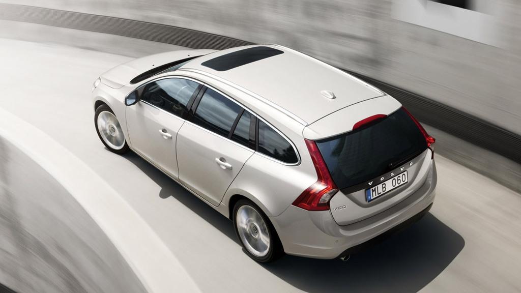 2011 Volvo V60 wagon
