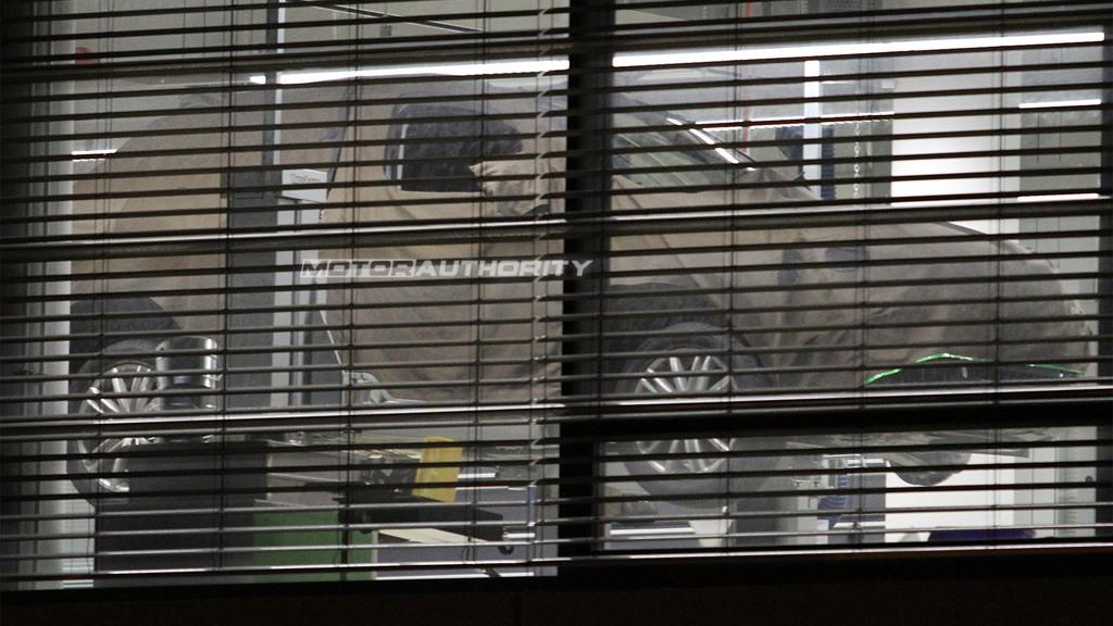 2012 Audi Q3 spy shots