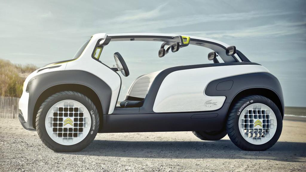 2010 Citroen Lacoste Concept