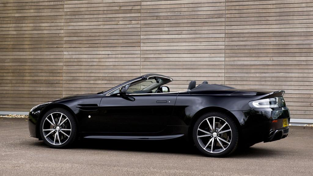 2011 Aston Martin Vantage N420 Roadster