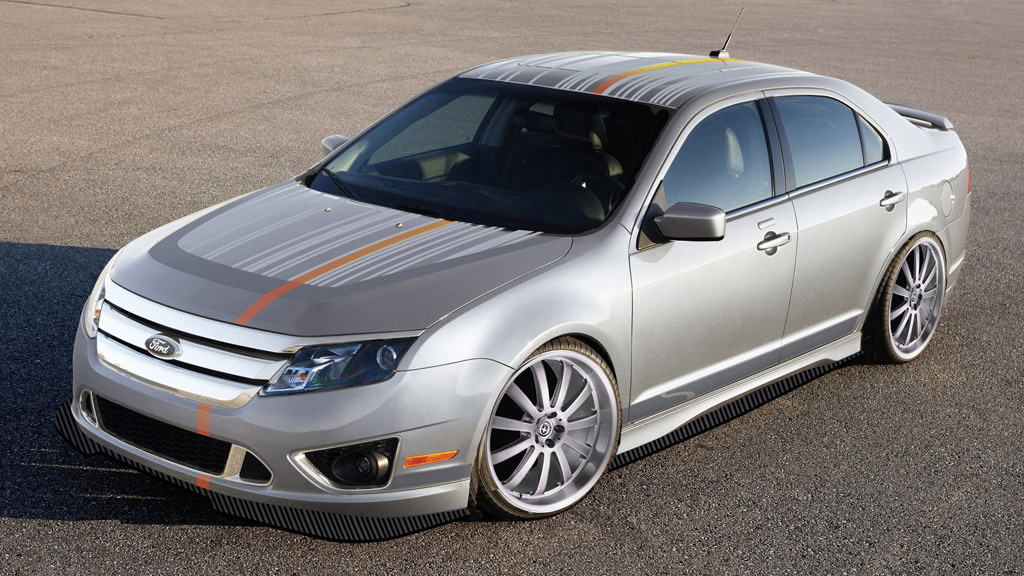 Fusion Sport by Steeda Autosports