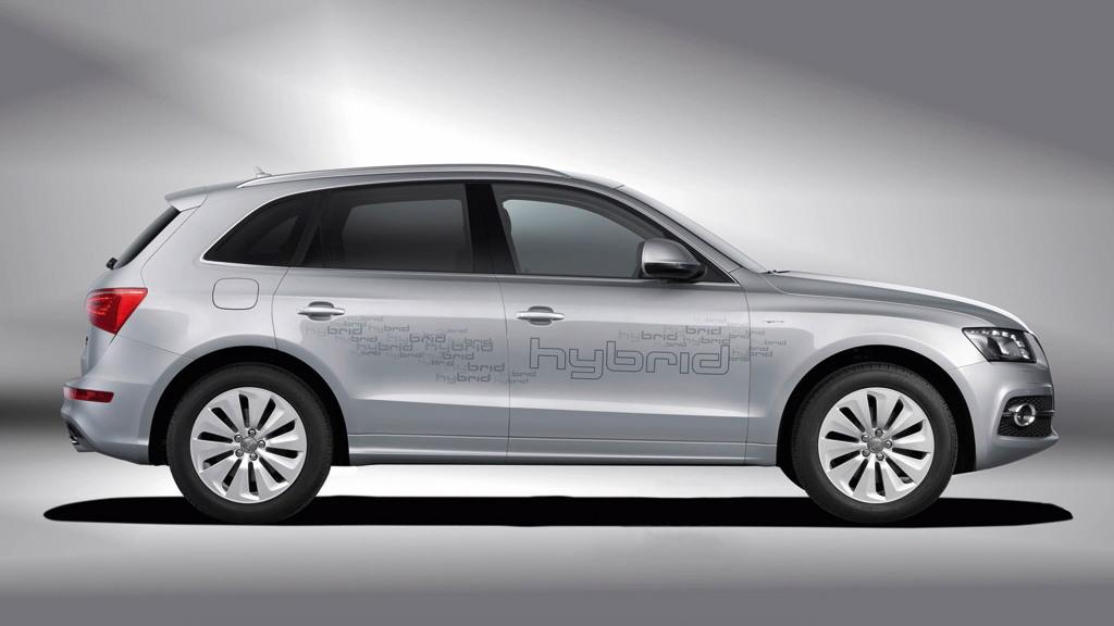 2012 Audi Q5 Hybrid