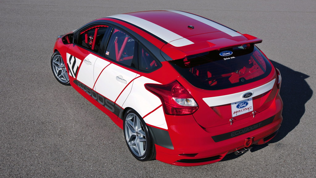 2010 Ford Focus Race Concept