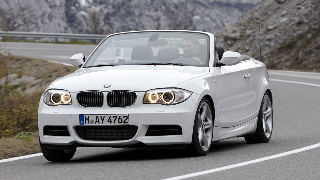 2012 BMW 1-Series Coupe and Convertible