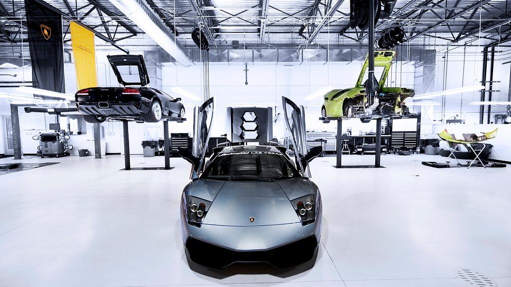 Jordan Shiraki Lamborghini Portfolio for Stefan Winkelmann