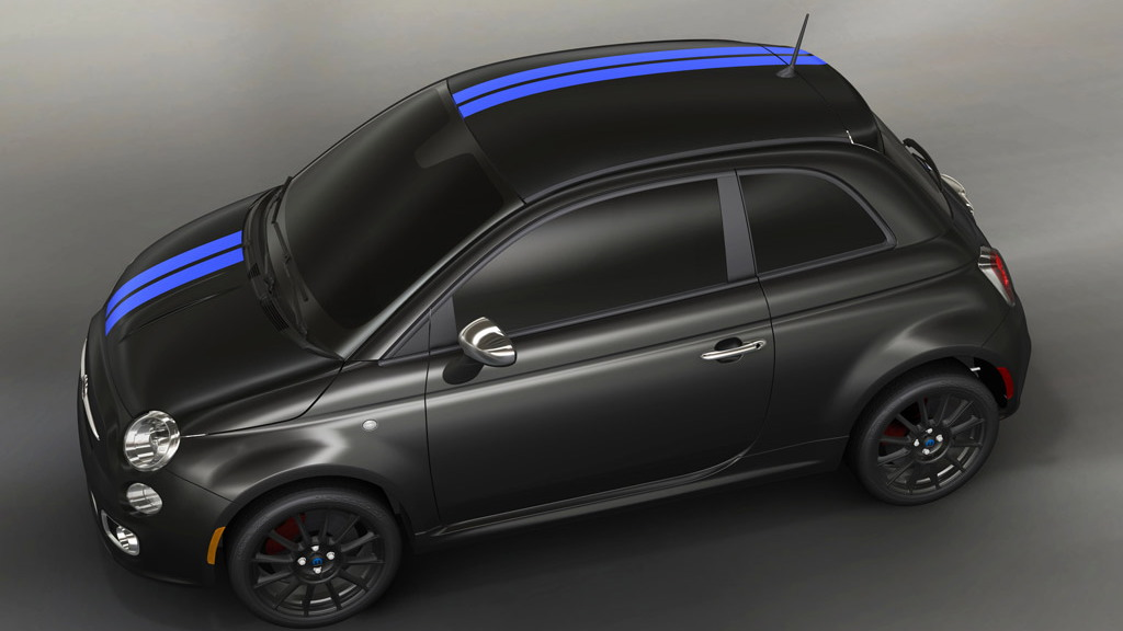 Moparized 2012 Fiat 500