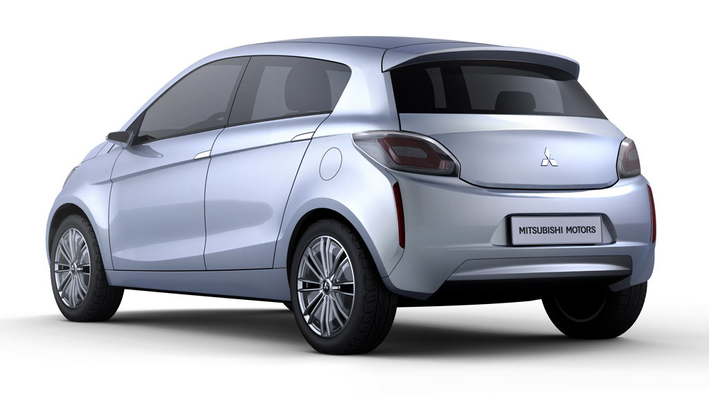 2011 Mitsubishi Concept Global Small