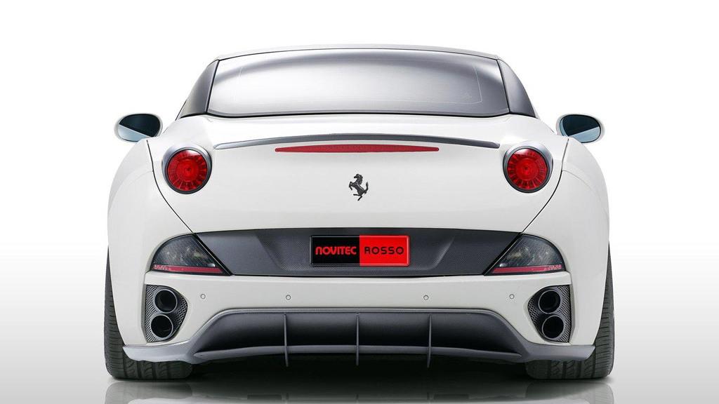 Ferrari California Race 606 by Novitec Rosso