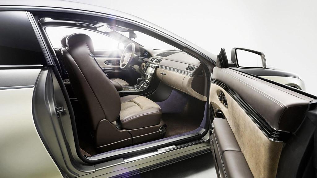 maybach 57s cruiserio coupexenatec: 2011 geneva motor show
