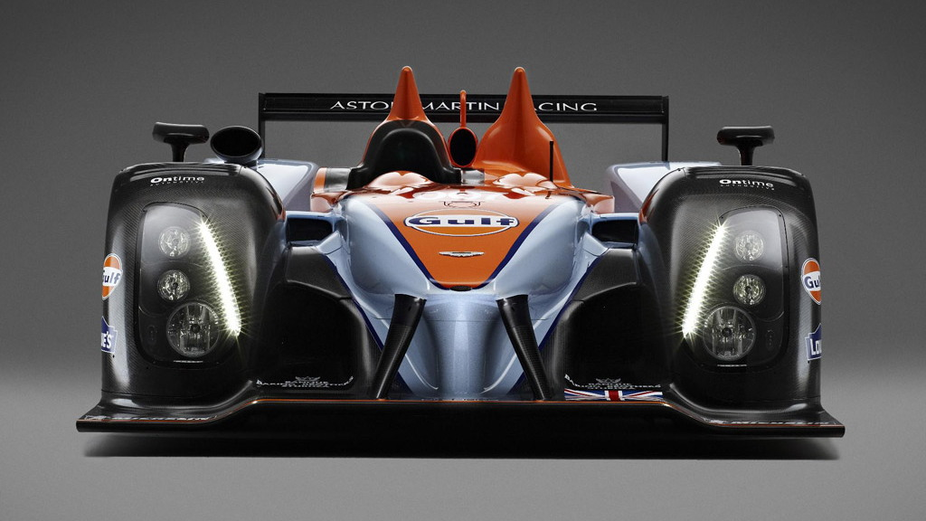 Aston Martin AMR-One LMP1 race car