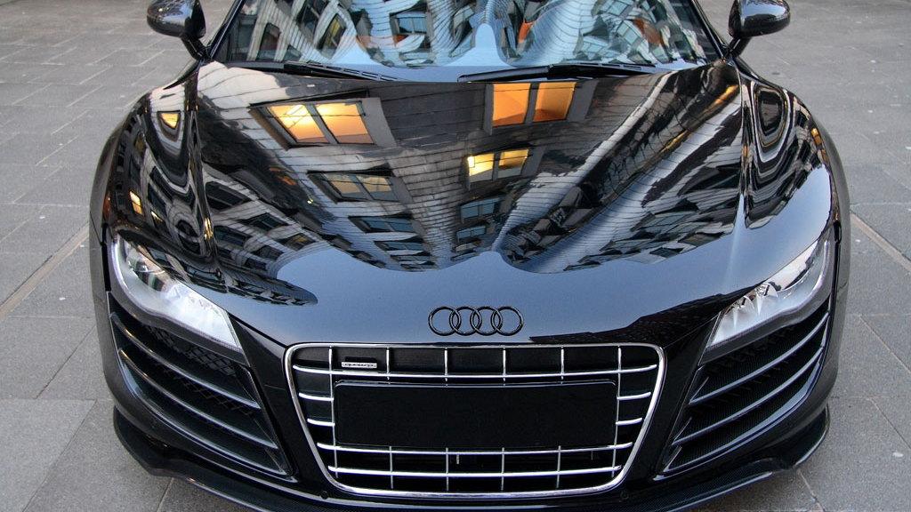 Anderson Audi R8 Hyper Black
