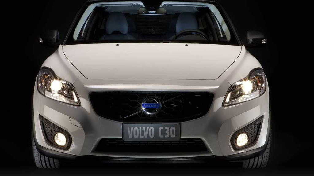 2011 Volvo C30 Black Design