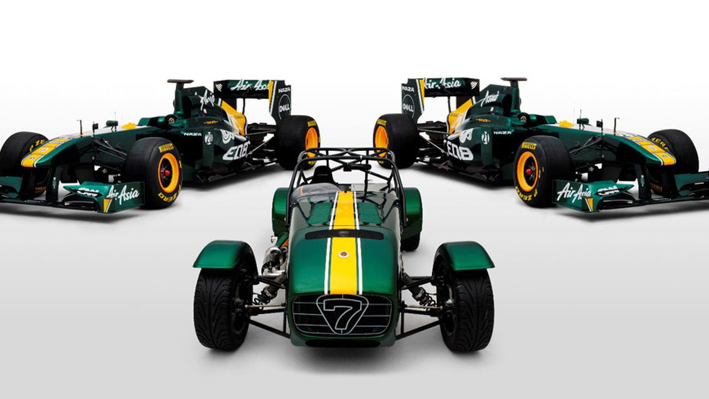 Team Lotus Special Edition Seven