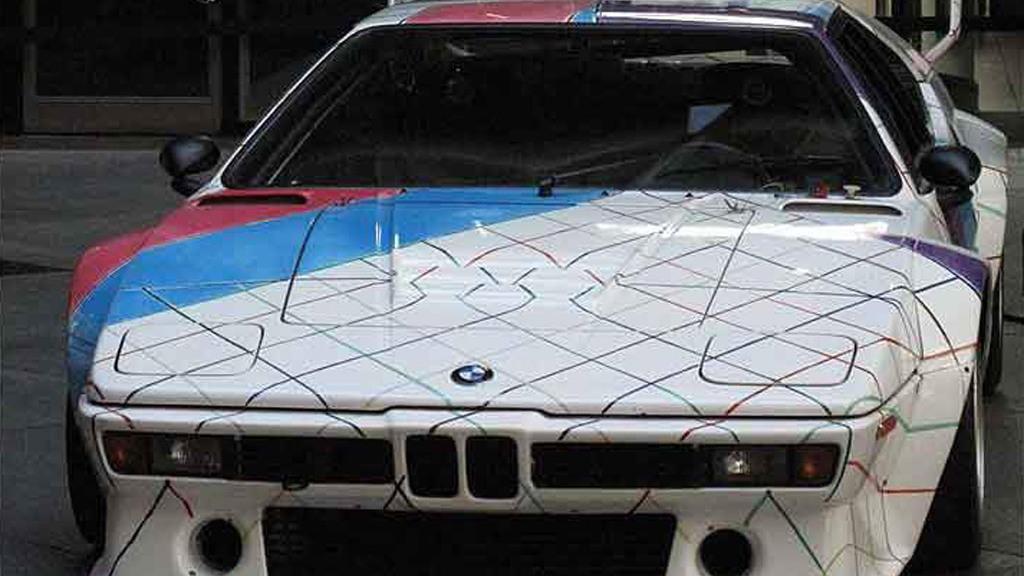 1979 BMW M1 Art Car