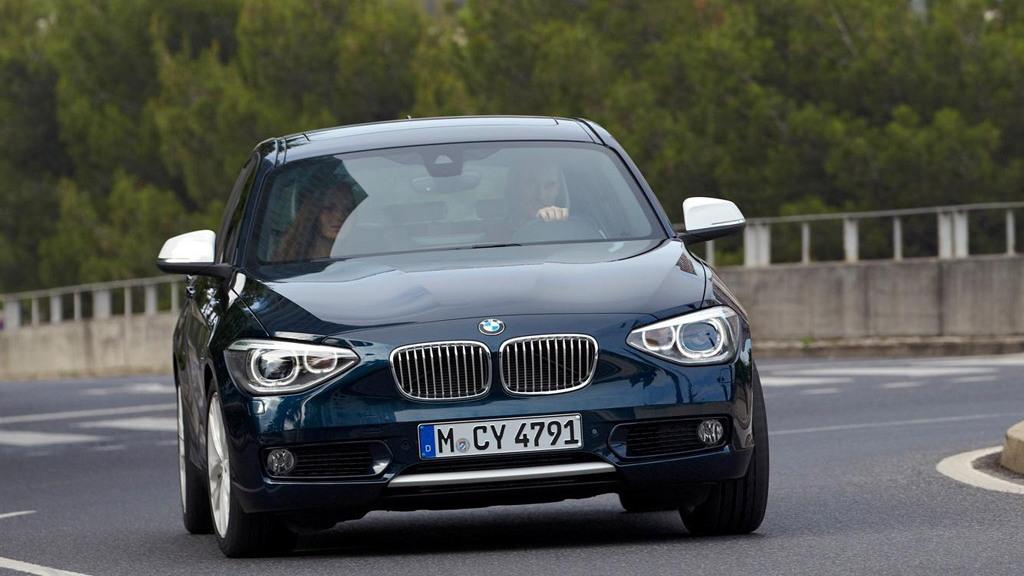2012 BMW 1-Series Hatchback