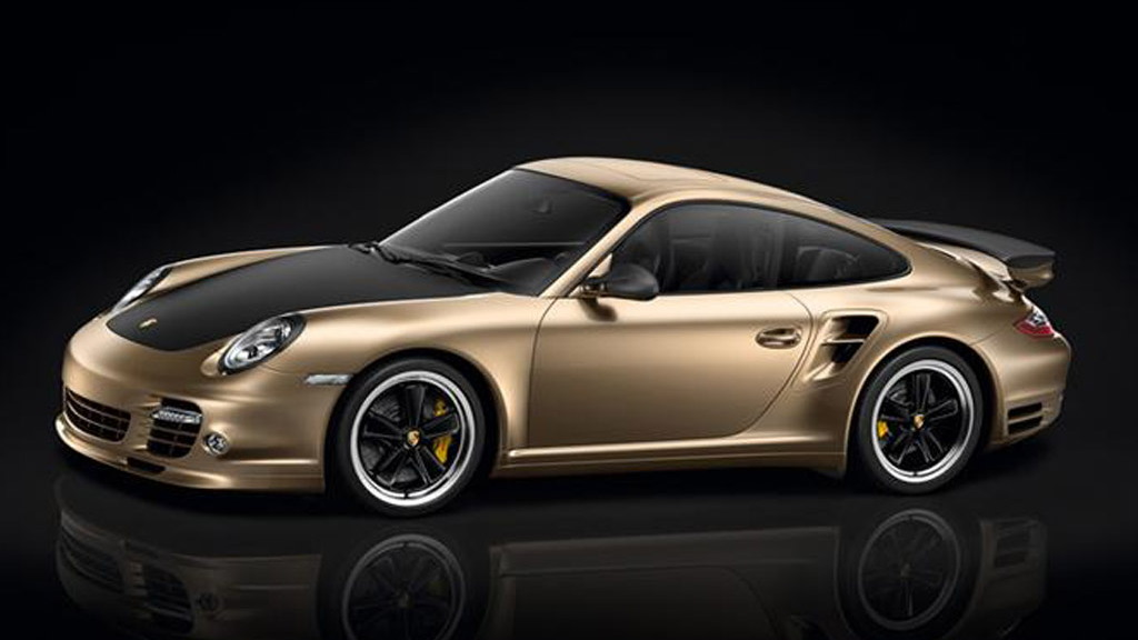Porsche 911 Turbo S China 10th Anniversary Edition