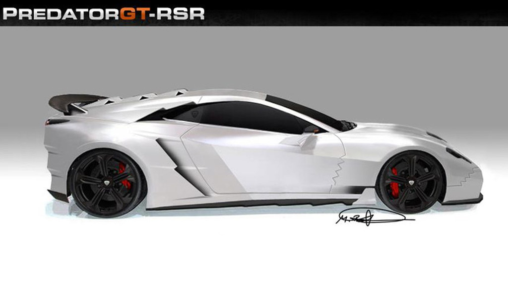 Rotary Supers Cars Predator GT preview
