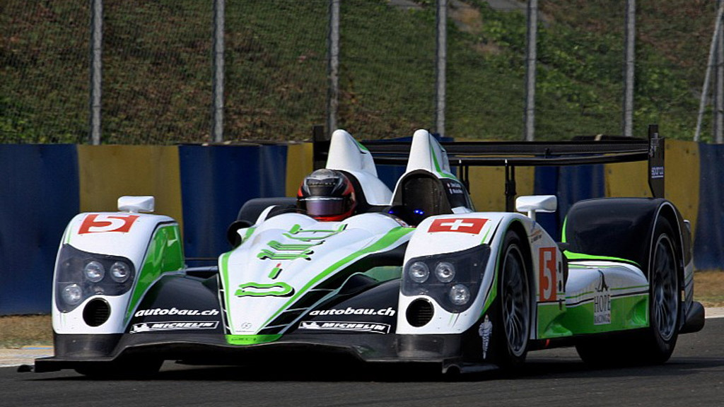 Hope Racing LMP1 Hybrid race car