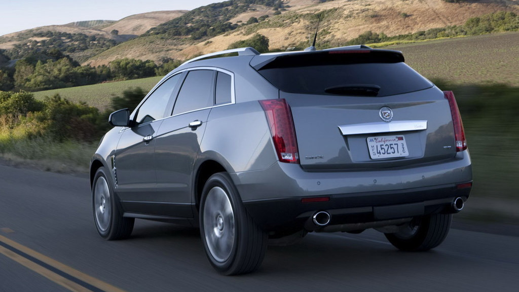 2012 cadillac srx preview