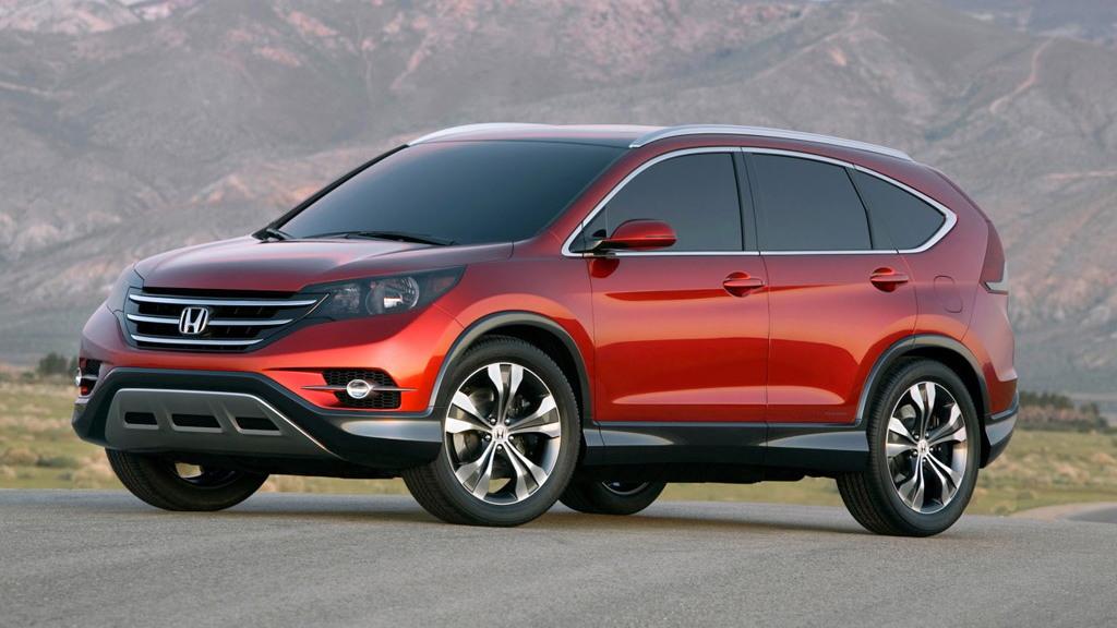 2012 Honda CR-V Concept