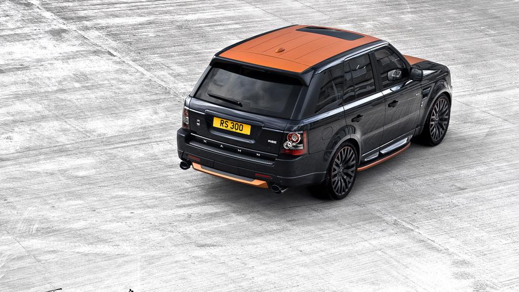Project Kahn Vesuvius Range Rover Sport 300