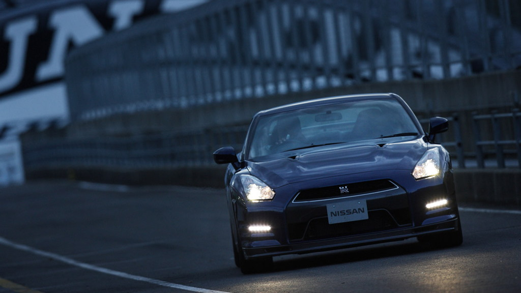 2013 Nissan GT-R (Japanese spec) - Photo copyright Openers.jp