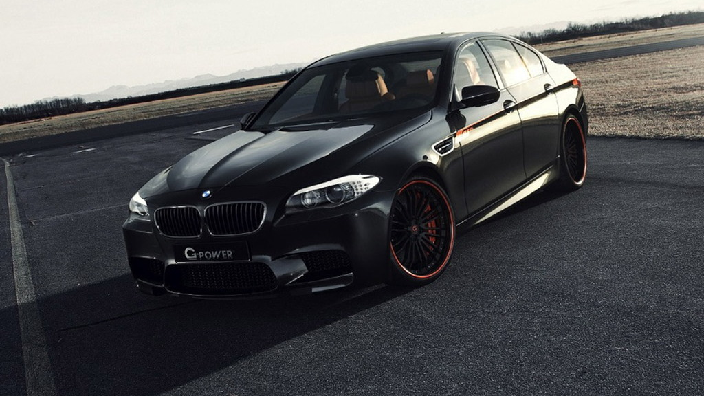 2013 BMW M5 by G-Power
