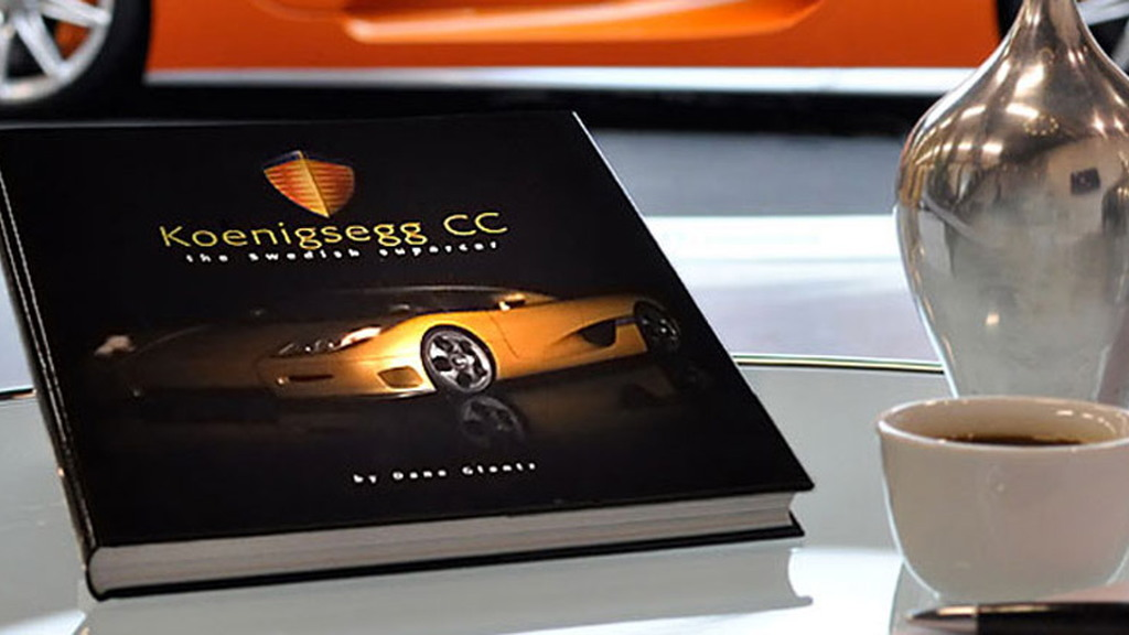 Koenigsegg lifestyle products