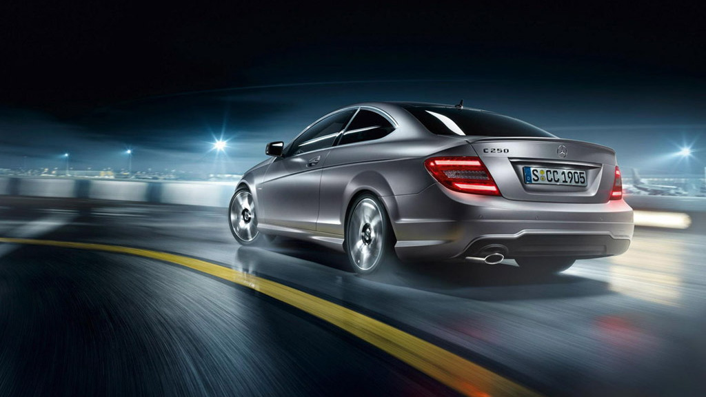 2013 Mercedes-Benz C Class Coupe